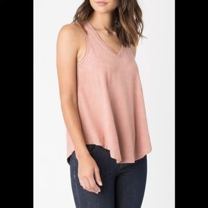 Z Supply suede tank